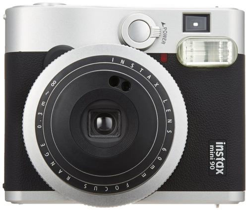 1. Fujifilm Instax Mini 90 Neo Classic Instant Film Camera (Import Model), Best Instant Cameras