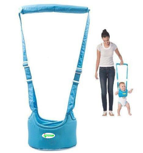 8. Handheld Baby Walker Toddler Walking Helper Kid Safe Walking Protective Belt Child Harnesses Learning Assistant