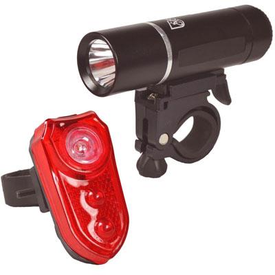 5. LED Bike Lights by SafeCycler