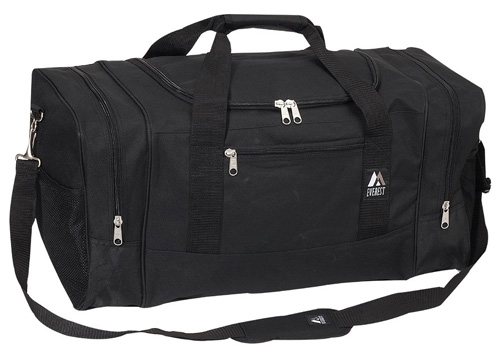 3. Everest Luggage Sporty Gear Bag - Large