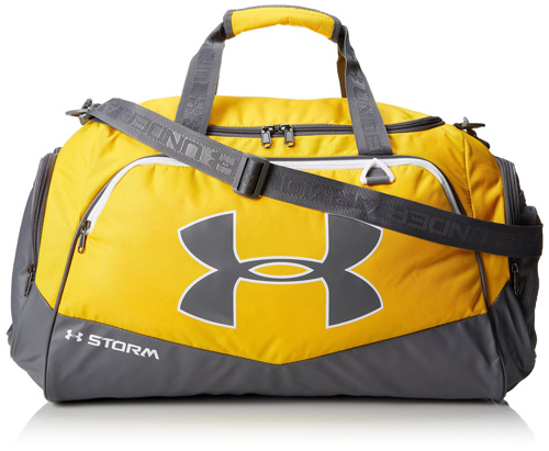 1. Under Armour UA Undeniable Storm MD Duffle, Athletic Bags