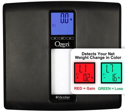 9. Ozeri ZB20 WeightMaster II Digital Bathroom Scale