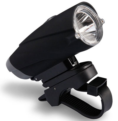 2. Pro Series X2000 LED Bike Light and Taillight by Xtreme Bright