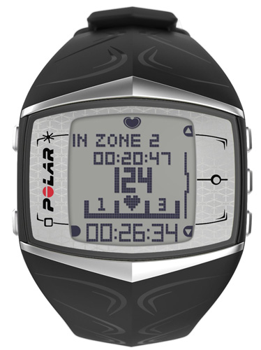 7. Polar FT60 Heart Rate Monitor