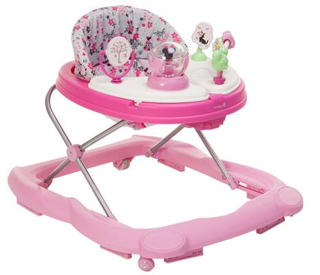 9. Disney Minnie Music and Lights Walker, Garden Delight