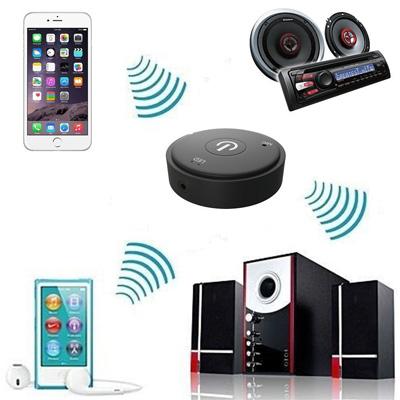 4. Gadity Portable 3.0 Bluetooth Stereo Receiver