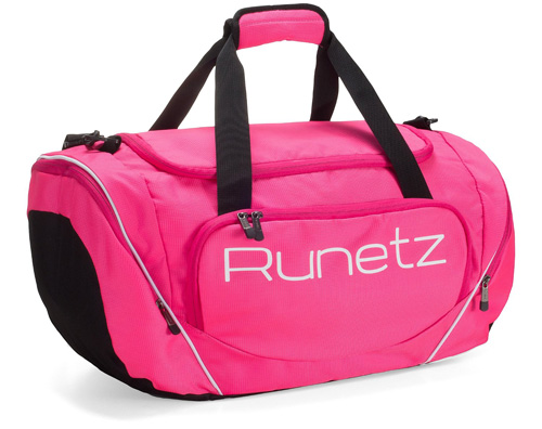 2. Runetz - Gym Bag Athletic Sport Shoulder Bag