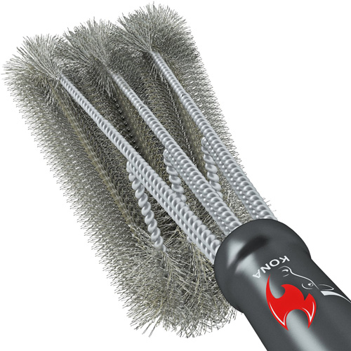 2. 360 Clean Grill Brush BY KONA