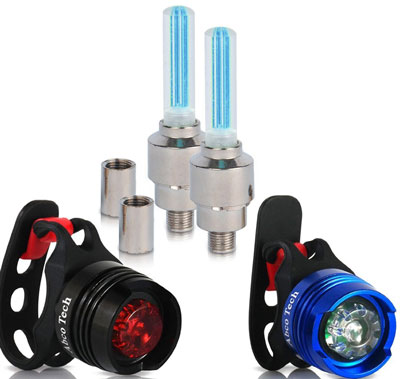 Bicycle Light Reviews >> Top 10 Best Lights For Bike Riding At Night