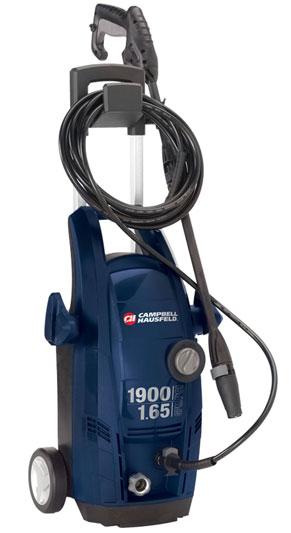 9. Campbell Hausfeld PW182501AV Electric Pressure Washer, 1900 psi