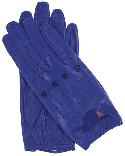 6. Fratelli Orsini, Everyday Women's Open Back Leather Driving Glove