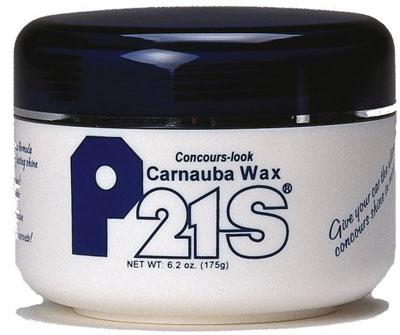 8. P21S Concours Carnauba Wax 6.2 ounce