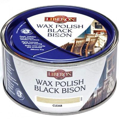 10. LIBERON Black Bison Wax