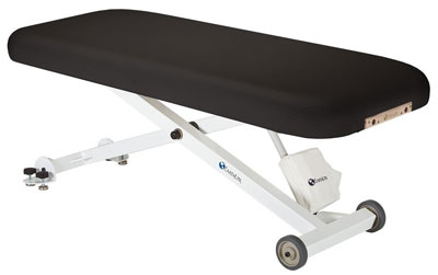 1. Earthlite Ellora Electric Lift Massage Table