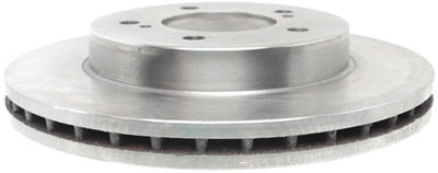 2. AC Delco 18A561A Advantage Non-Coated Front Disc Brake Rotor