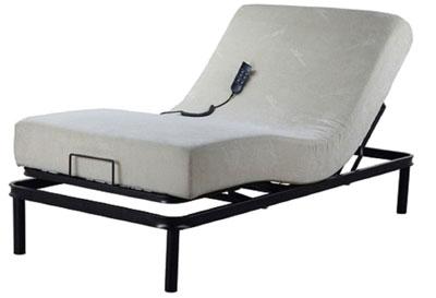 9. Primo International Fleet Adjustable Bed, Twin XL