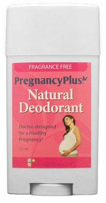 6. Pregnancy plus Natural Deodorant for Pregnant