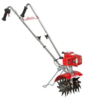 5. Mantis 7225-15-02 2-Cycle Gas-Powered Tiller