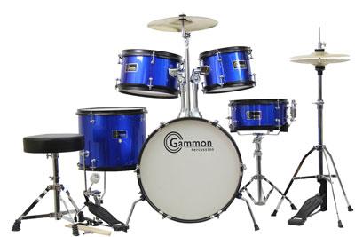6. Gammon 5-Piece Junior Starter Drum Set