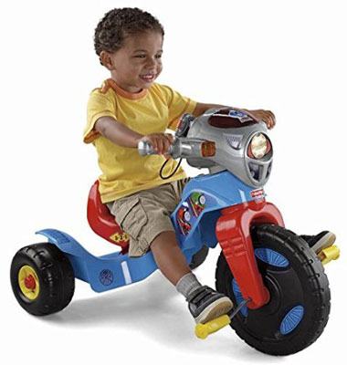 3. Fisher-Price Thomas the Train Lights Trike