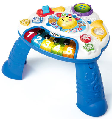 5. Baby Einstein Discovering Music Activity Table