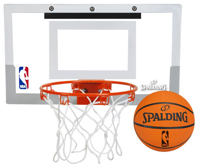 2. Lifetime Pro Court Height-Adjustable Portable Basketball System