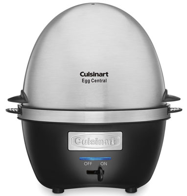 5. Cuisinart CE 10 Egg Central Egg Cooker