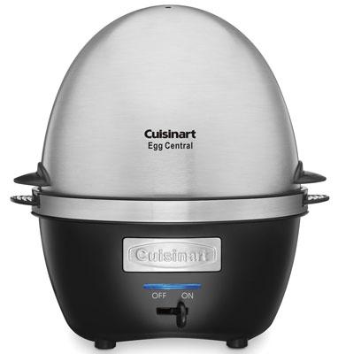 5. Cuisinart CE 10 Egg Central Egg Cooker