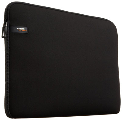 4. Amazon basics Laptop Sleeve
