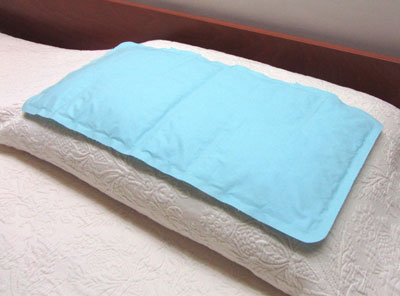 7.Gel'O Cool Pillow Mat