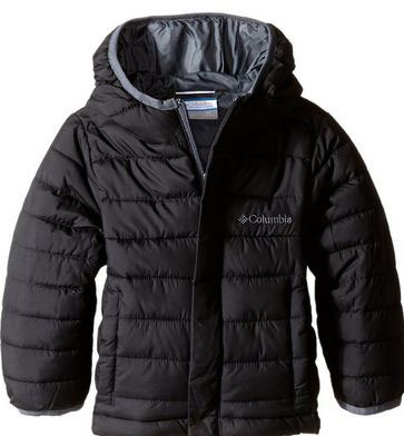 5. Columbia Boys' Powder Jacket