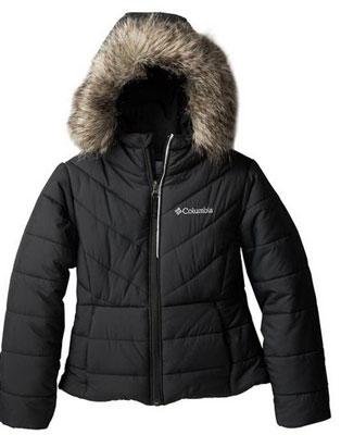 8. Columbia Girls' Katelyn Crest Jacket