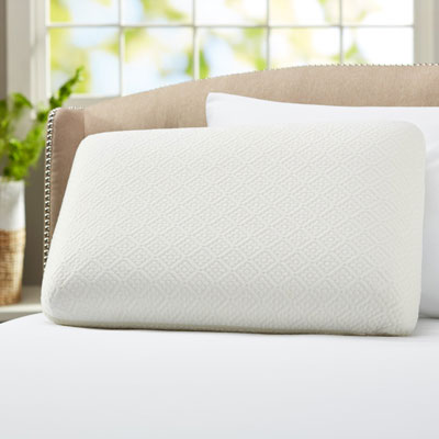 4.Pinzon Gel Top Memory Foam Cooling Pillow
