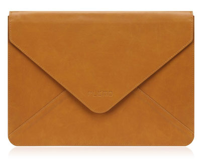 6. Laptop Sleeve PLEMO Envelope PU Leather