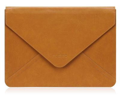 6. Laptop Sleeve PLEMO Envelope PU Leather