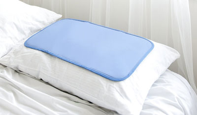 3.Penguin Cooling Pillow Mat