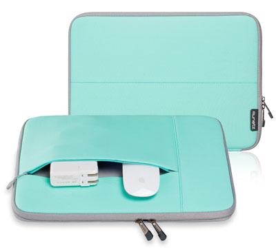 3. Hot Teal Neoprene Sleeve Case Cover