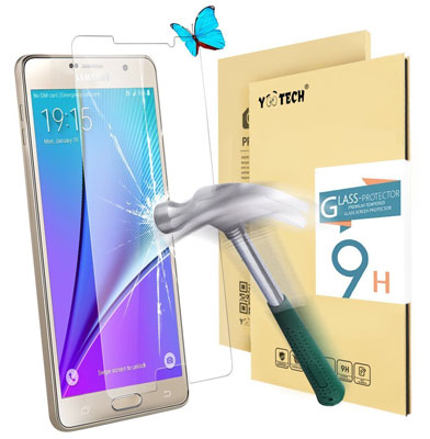 7. Yootech® Galaxy Note 5 screen protector