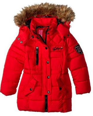 9. Weatherproof Little Girls' Jacket