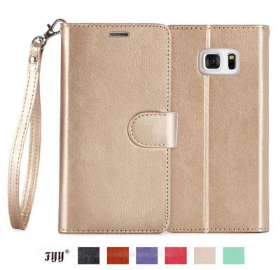 5. FYY Premium Leather Case