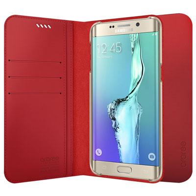 15. ARAREE Slim Diary Phone Case