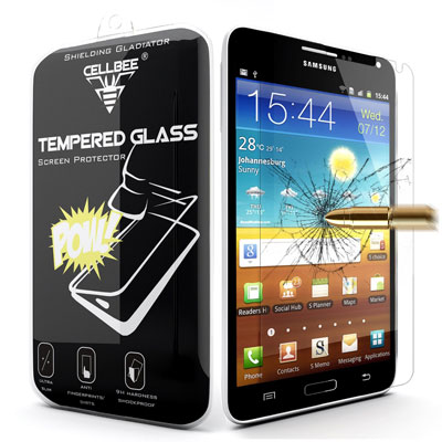8. CellBee® Tempered Glass Screen Protector