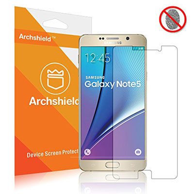 2. Galaxy Note 5 Screen Protector