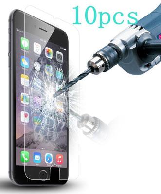8. Iphone 6 Plus Screen Protector,10packAcatim Tempered Glass Screen Protector 5.5