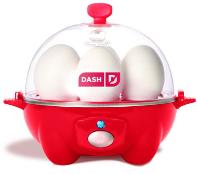 9. Dash Go Rapid Egg Cooker