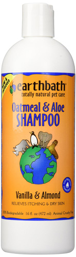#3. Earth-Bath All Natural Shampoo