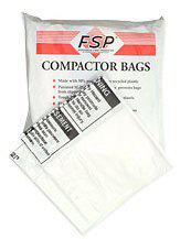 #5.Whirlpool 15 Pack Plastic Compactor Bags 15'' W10165295RP