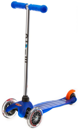#9. Micro Mini Kick Scooter, Blue