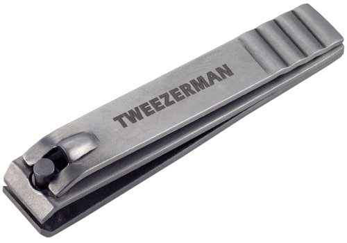 #7. The Tweezerman Professional Stainless Steel Toenail Clipper 5011-p