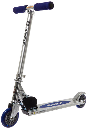 #1. Razor A Kick Scooter